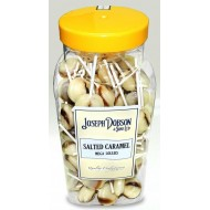 DOBSON SALTED CARAMEL MEGA LOLLIES JAR X 90